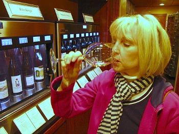 Chardonay Tasting at the Wine Room, Winter Park, FL