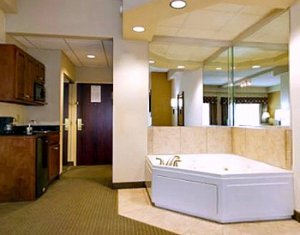 Jacuzzi Suite in Fayetteville, NC
