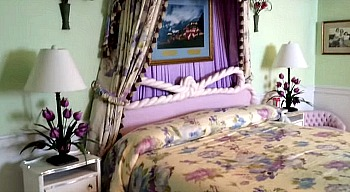 Theme Suite at the Grand Hotel, Mackinac Island, Michigan