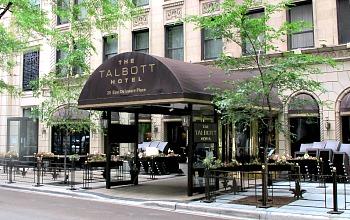 Talbott Hotel, Chicago