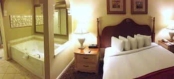 Hilton Grand Vacations Orlando FL Whirlpool Suite