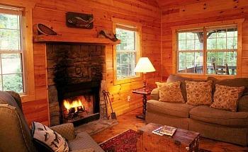 Cabin Getaway in North Georgia