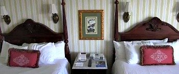 Disney Boardwalk Inn - Room