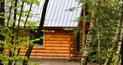 Romantic Cabin in Hocking Hills, Ohio