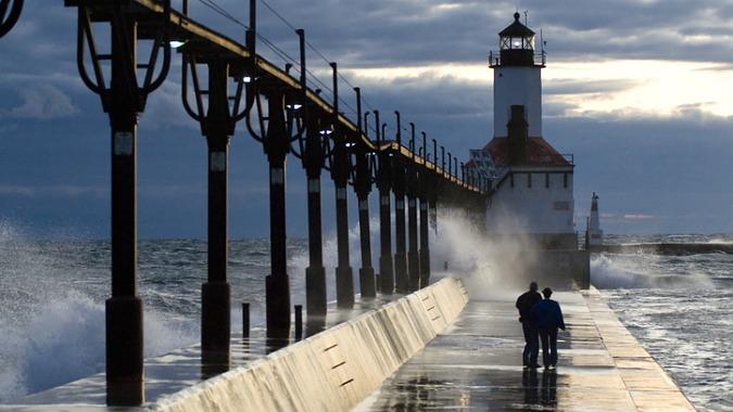 Indiana Romantic Great Lakes Shore