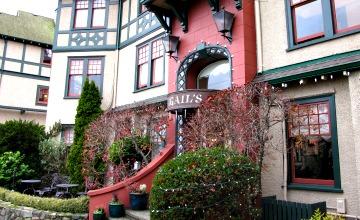 Abigail's Hotel, Victoria, BC