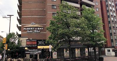 Albert at Bay Suite Hotel, Ottawa