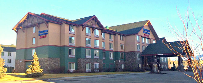 Fairfield Inn Suites Anchorage AK