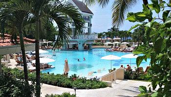 Sandals Ochi Beach Resort Pool