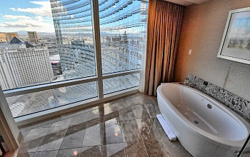 Aria Jetted Tub Suite