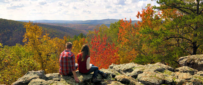 Autumn Colors Arkansas