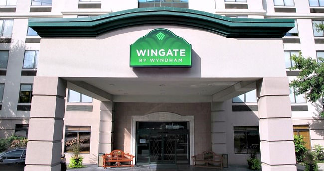 Wingate by Wyndham Hotel, Atlanta Georgia