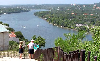 Mt. Bonnell Scenic Views
