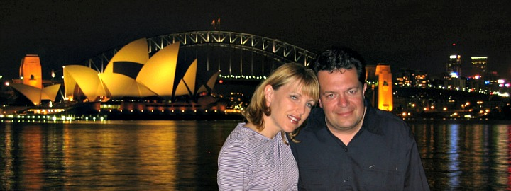 Romantic Vacation in Sydney, Australia