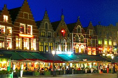 Romantic Cities in Belgium
