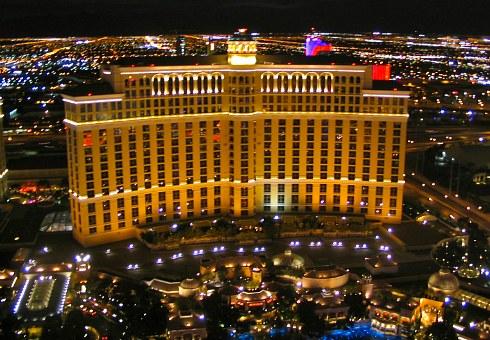 Las Vegas getaway at the Bellagio Resort
