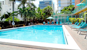 Best Western Fort Lauderdale Pool