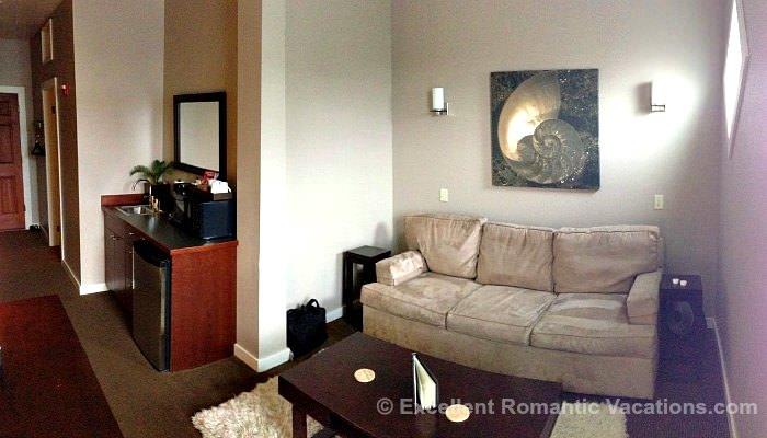 Bird Rock Hotel Lopez Suite