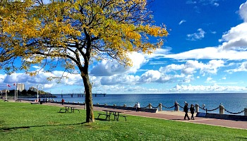 Burlington, ON Lakefront