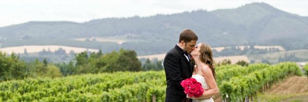 Romantic Vineyard Elopement in Napa, California