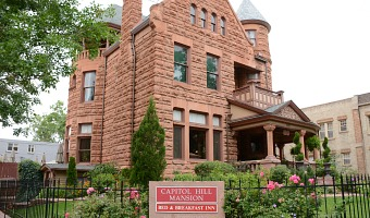 Capitol Hill Mansion, Denver CO