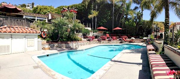 Heated Pool at the Inn