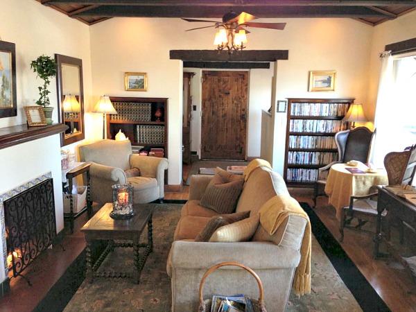 Casa Laguna Inn & Spa Front Lobby