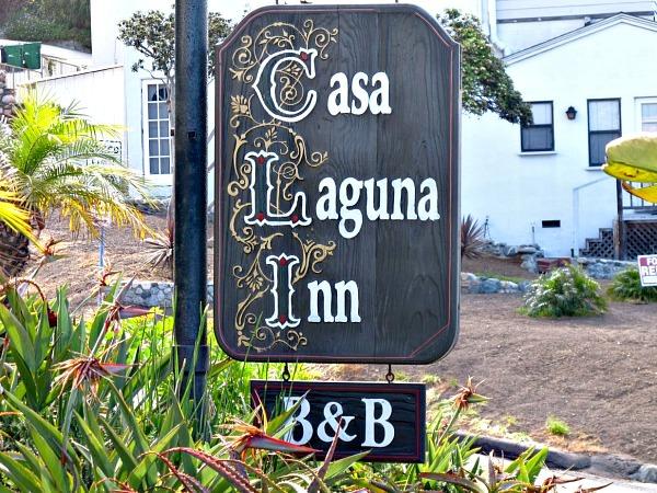 Casa Laguna Sign