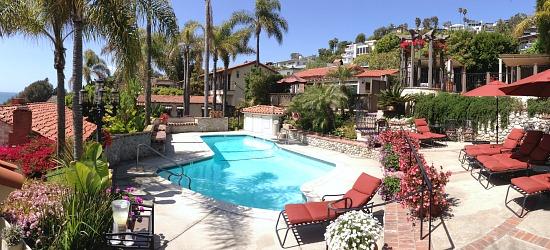 Casa Laguna Inn, Laguna Beach, CA