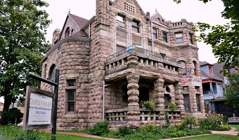 Castle Marne B&B, Denver CO