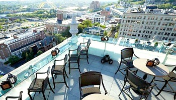 Residence Inn Cincinnati Downtown Rooftop