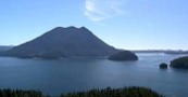Clayquot Sound Mountains