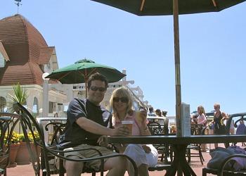 Hotel del Coronado Outdoor Bar