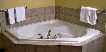 Comfort Suites Hot Tub, Springfield, OR