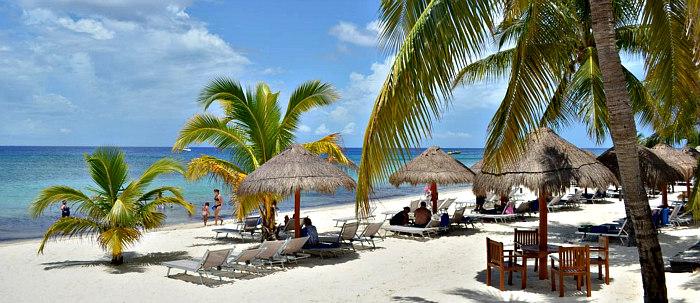 Cozumel Beach Resort