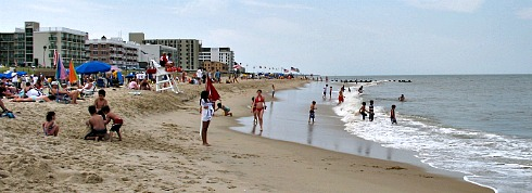 Lewes De Just Across The Bay From Cape May Nj Is Another Delaware Vacation Spot Nice Sandy Beaches Good For Swimming And