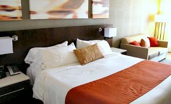 Room at the Delta Grande Resort