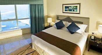 Dubai Marriott Harbour Hotel & Suites Room
