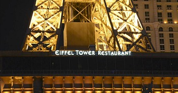 PLV Eiffel Tower Restaurant