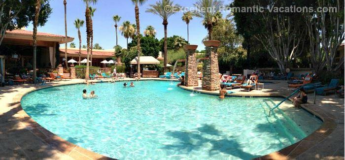 FireSky Resort Pool in the Daytime