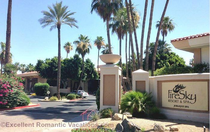 FireSky Romantic Arizona Resort