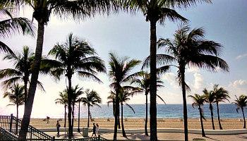 Fort Lauderdale Beach Near Hotel