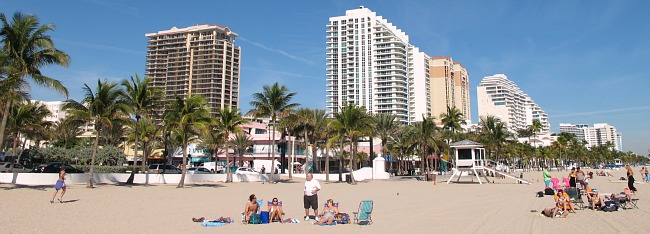 Romantic Ft Lauderdale Beach & Hotels