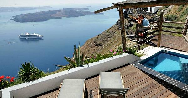 Romantic Greek Island Vacation Ideas Honeymoon Hotels Inns - Greek island vacations
