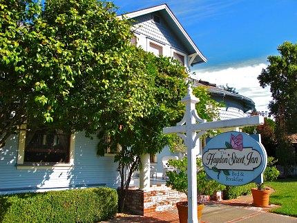 Haydon St Inn, Healdsburg, CA