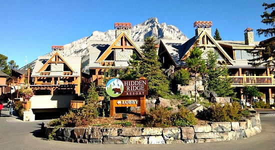 Hidden Ridge Resort, Banff, Alberta