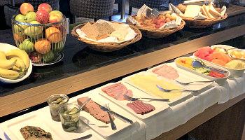 Hilton Slussen Breakfast Buffet