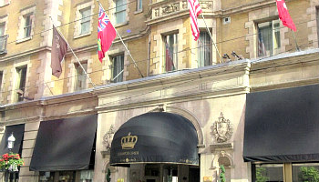 Historic Toronto Hotel
