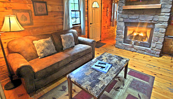 Ohio Romantic Cabin Rental