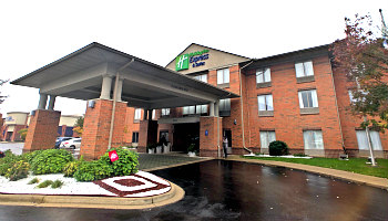 Holiday Inn Express Dayton Ohio